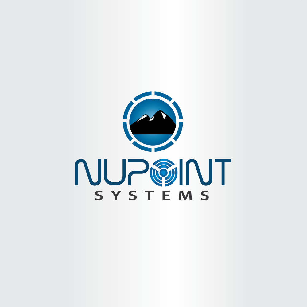 Logo Design by rockin - Entry No. 48 in the Logo Design Contest Unique Logo Design Wanted for Nupoint Systems Inc..