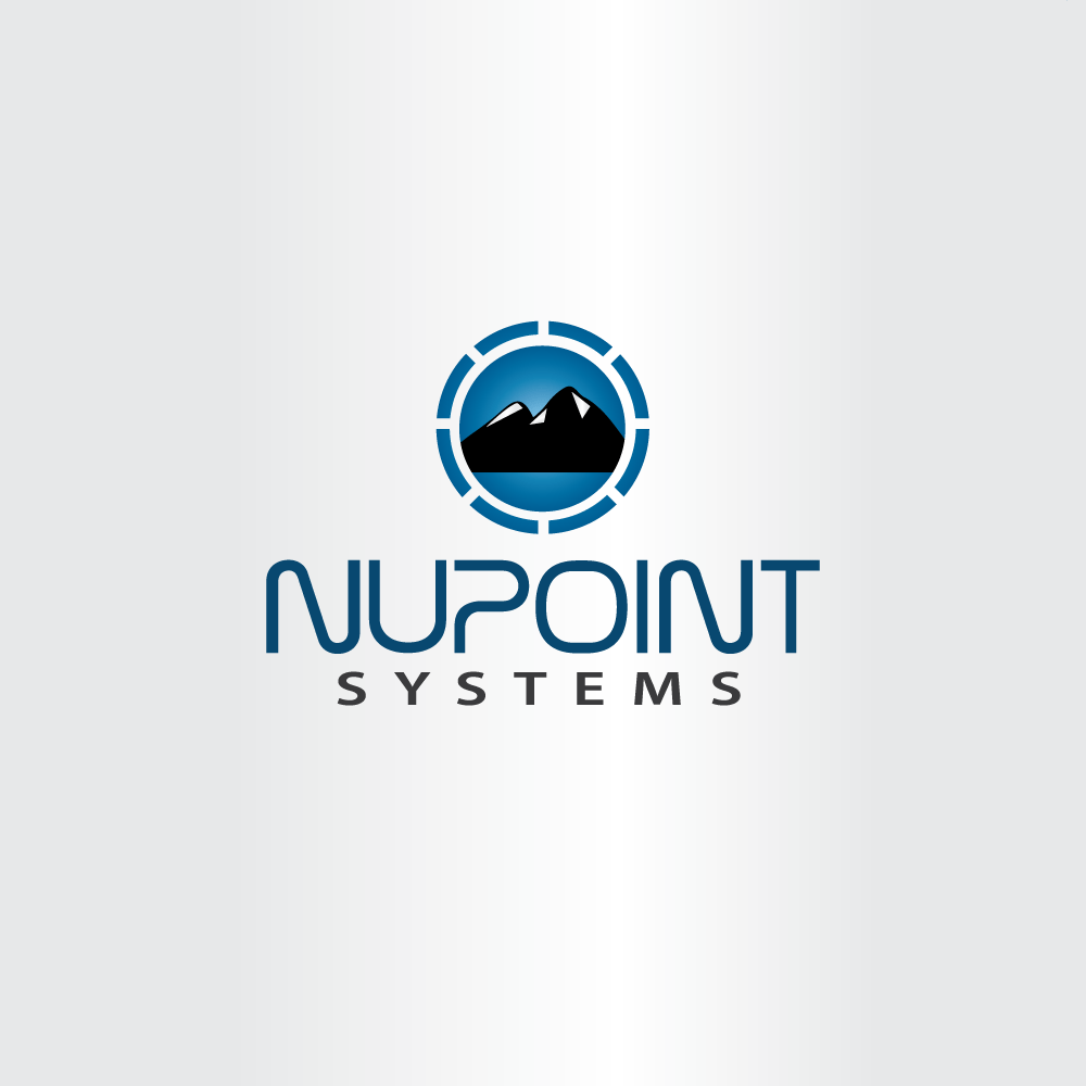 Logo Design by rockin - Entry No. 49 in the Logo Design Contest Unique Logo Design Wanted for Nupoint Systems Inc..