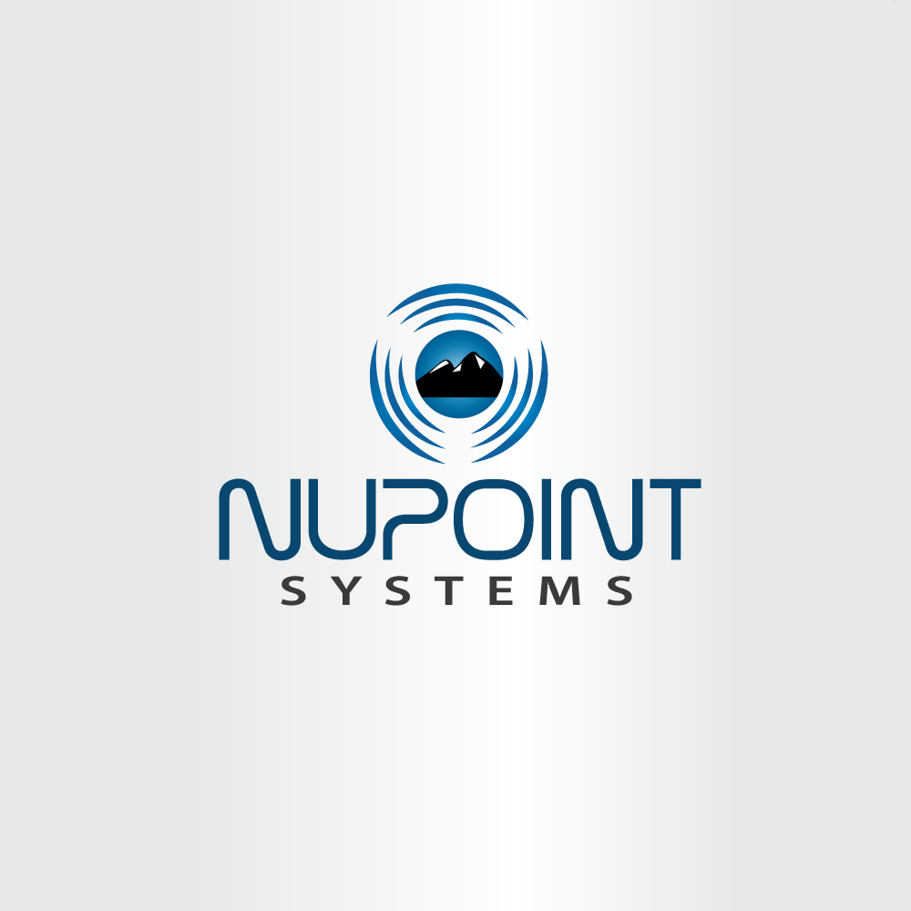 Logo Design by rockin - Entry No. 52 in the Logo Design Contest Unique Logo Design Wanted for Nupoint Systems Inc..