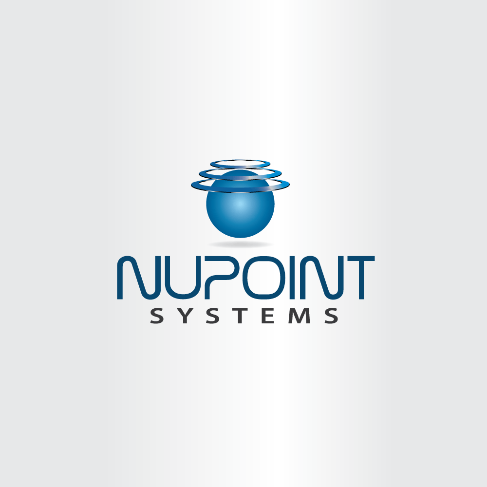 Logo Design by rockin - Entry No. 54 in the Logo Design Contest Unique Logo Design Wanted for Nupoint Systems Inc..