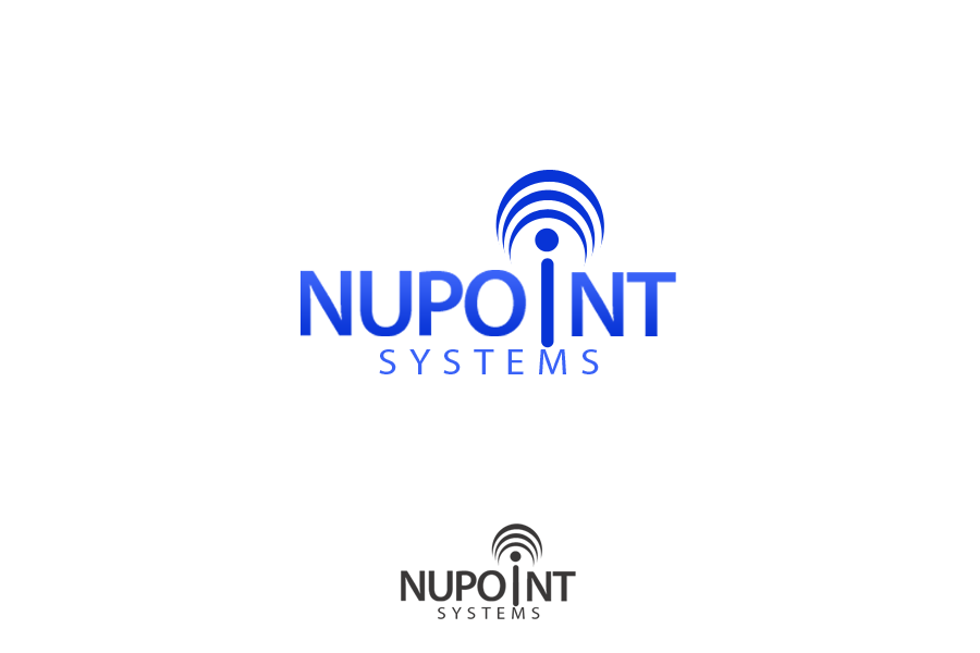 Logo Design by Golden_Hand - Entry No. 60 in the Logo Design Contest Unique Logo Design Wanted for Nupoint Systems Inc..