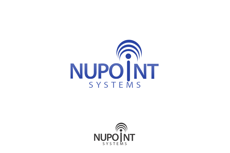 Logo Design by golden-hand - Entry No. 62 in the Logo Design Contest Unique Logo Design Wanted for Nupoint Systems Inc..