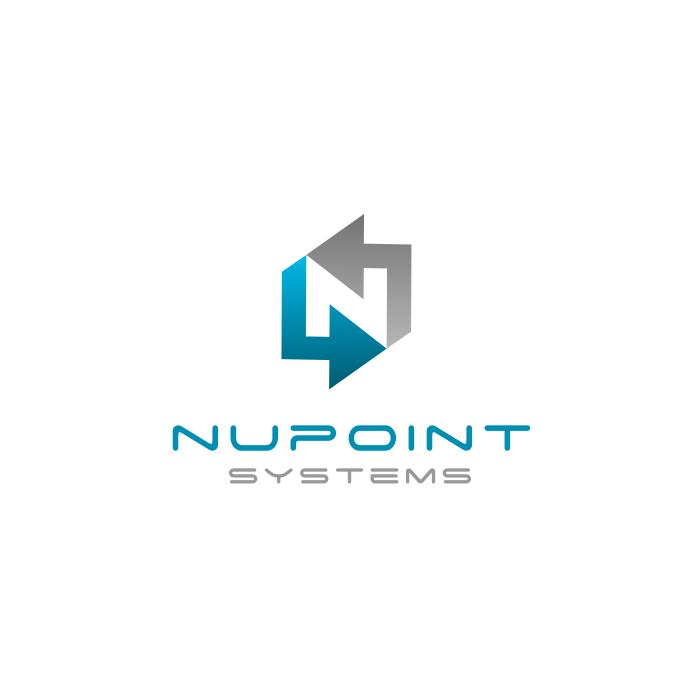 Logo Design by Rudy - Entry No. 64 in the Logo Design Contest Unique Logo Design Wanted for Nupoint Systems Inc..