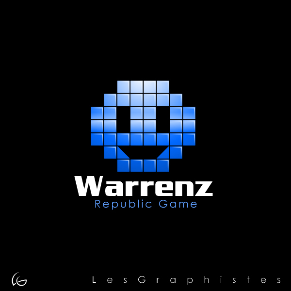 Logo Design by Les-Graphistes - Entry No. 49 in the Logo Design Contest Logo Design Needed for Exciting New Company Warrenz Republic Game.