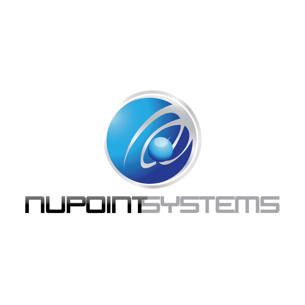 Logo Design by stormbighit - Entry No. 67 in the Logo Design Contest Unique Logo Design Wanted for Nupoint Systems Inc..