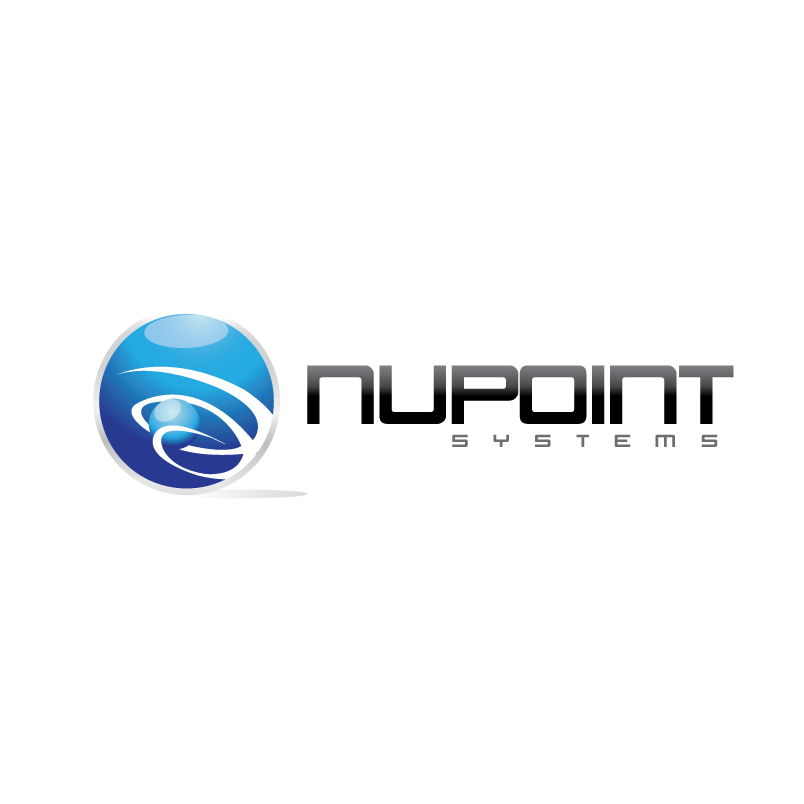 Logo Design by stormbighit - Entry No. 69 in the Logo Design Contest Unique Logo Design Wanted for Nupoint Systems Inc..