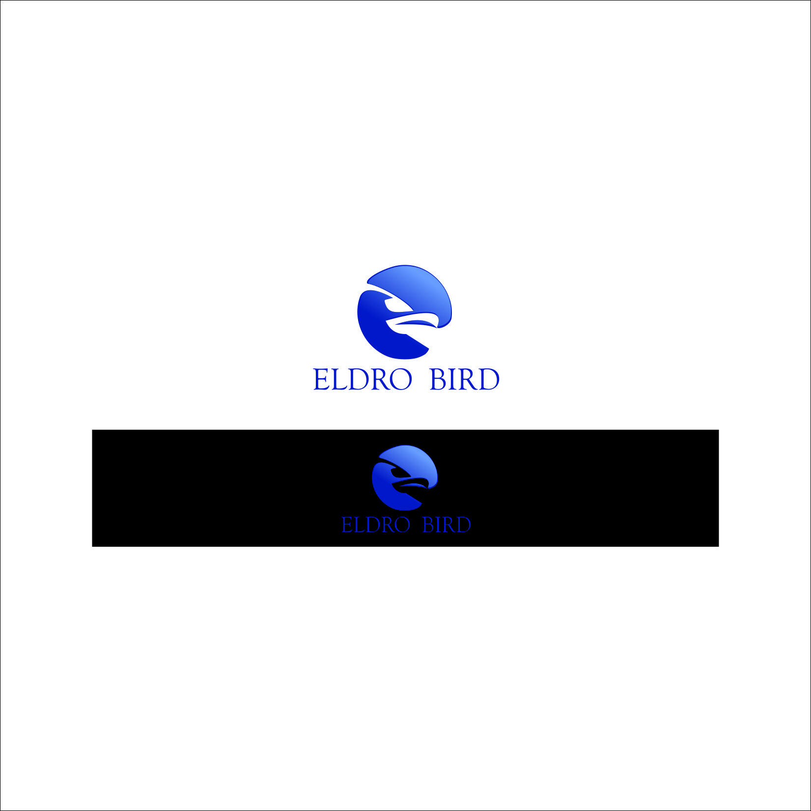Logo Design by druuppy - Entry No. 15 in the Logo Design Contest New Logo Design for Bird car.