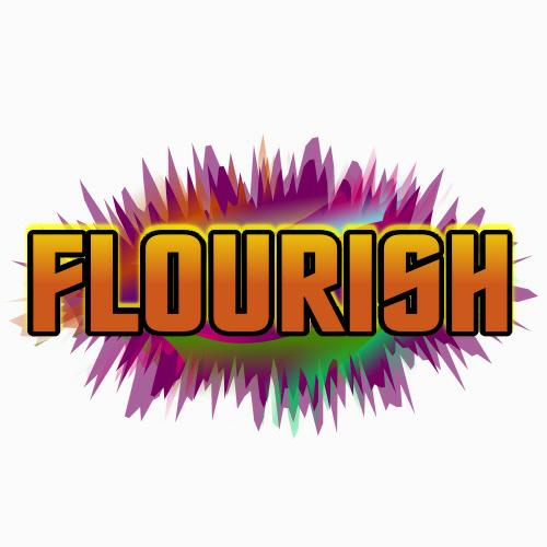 Logo Design by Private User - Entry No. 60 in the Logo Design Contest Flourish.