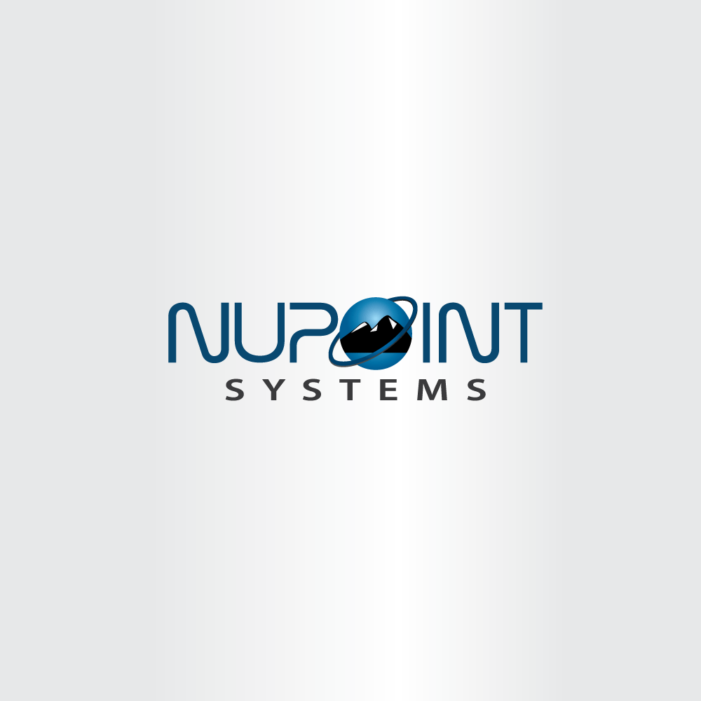 Logo Design by rockin - Entry No. 74 in the Logo Design Contest Unique Logo Design Wanted for Nupoint Systems Inc..