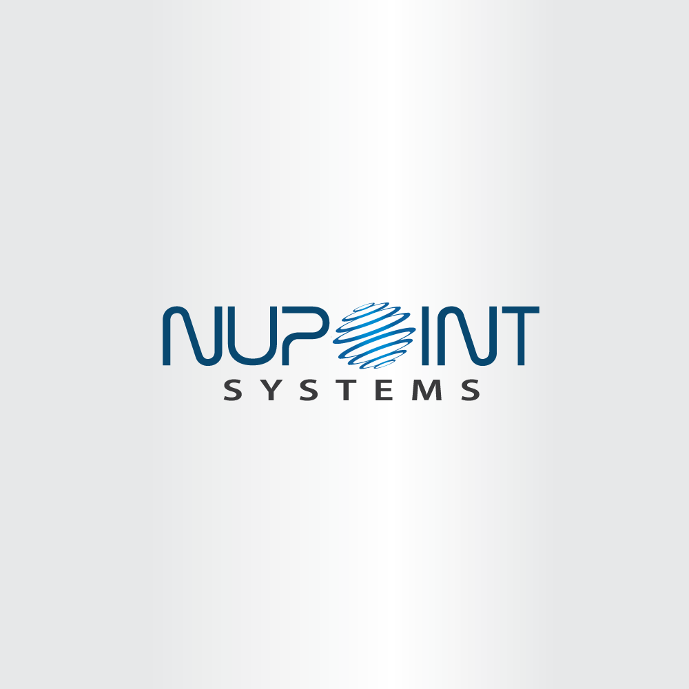 Logo Design by rockin - Entry No. 76 in the Logo Design Contest Unique Logo Design Wanted for Nupoint Systems Inc..