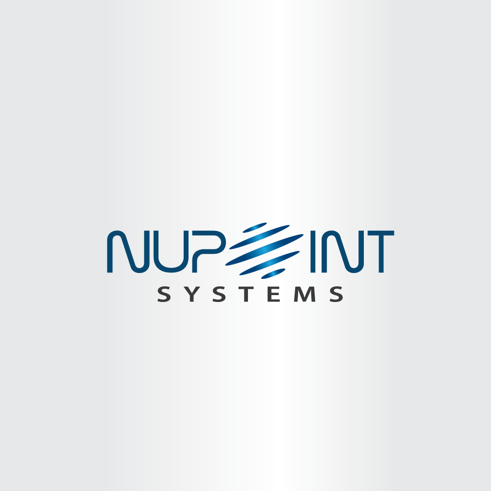 Logo Design by rockin - Entry No. 78 in the Logo Design Contest Unique Logo Design Wanted for Nupoint Systems Inc..