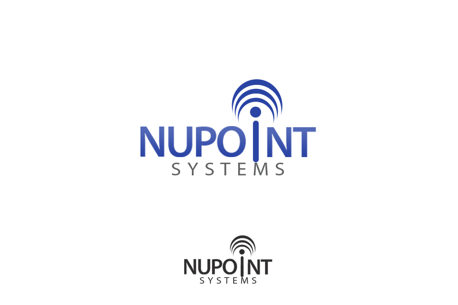 Logo Design by golden-hand - Entry No. 79 in the Logo Design Contest Unique Logo Design Wanted for Nupoint Systems Inc..