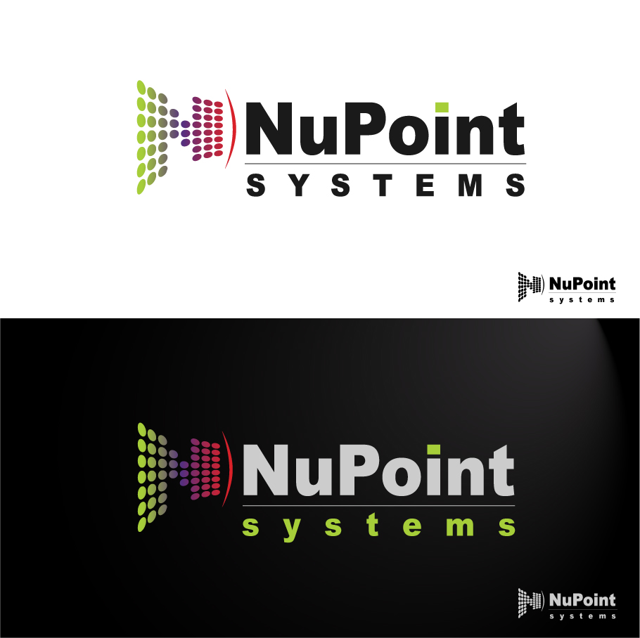 Logo Design by trav - Entry No. 83 in the Logo Design Contest Unique Logo Design Wanted for Nupoint Systems Inc..