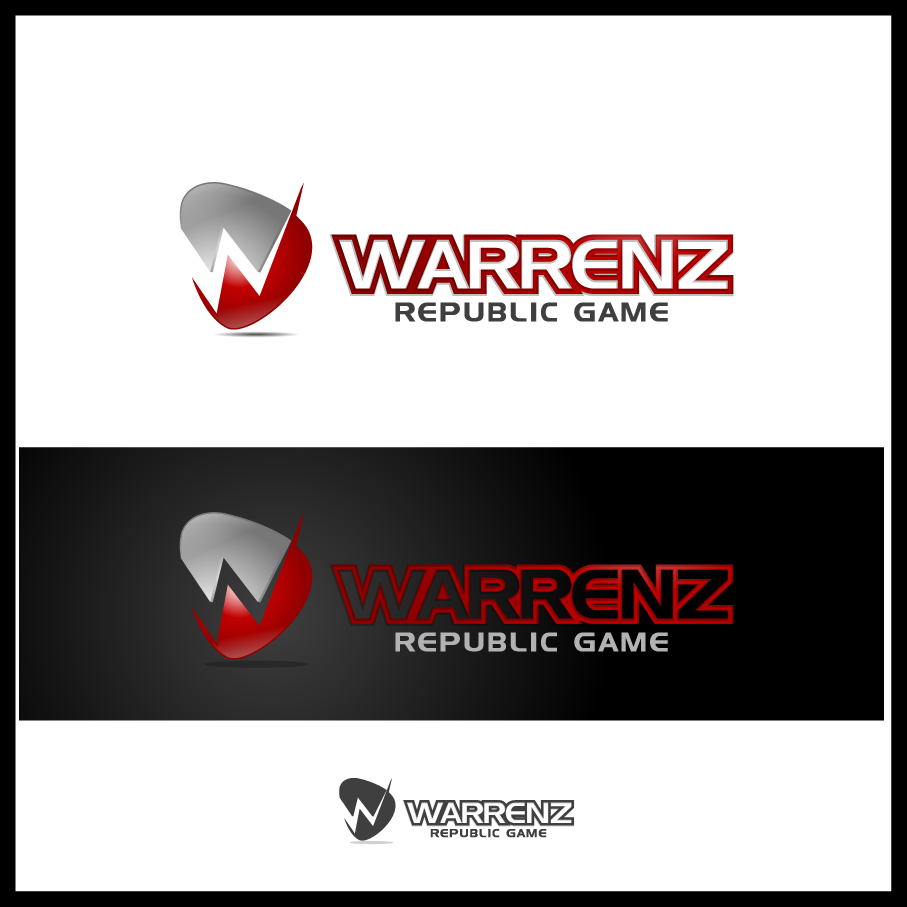 Logo Design by Mumung - Entry No. 55 in the Logo Design Contest Logo Design Needed for Exciting New Company Warrenz Republic Game.