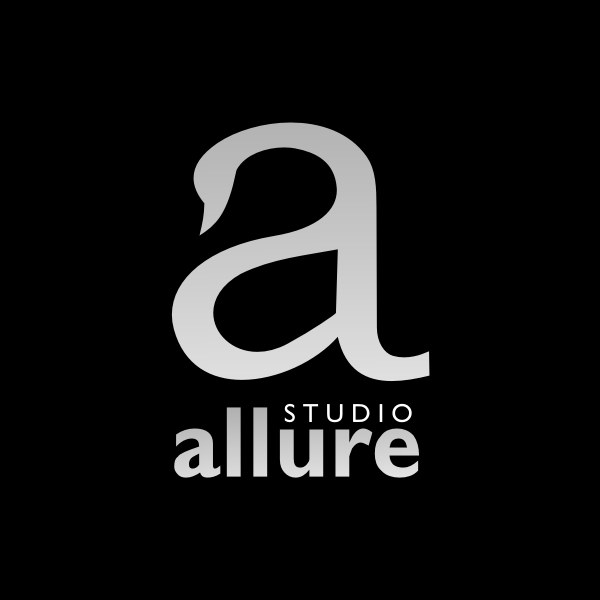Logo Design by Rudy - Entry No. 2 in the Logo Design Contest Logo Design Needed for Exciting New Company Studio Allure.