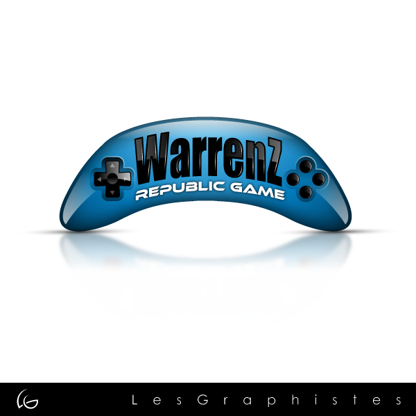 Logo Design by Les-Graphistes - Entry No. 60 in the Logo Design Contest Logo Design Needed for Exciting New Company Warrenz Republic Game.