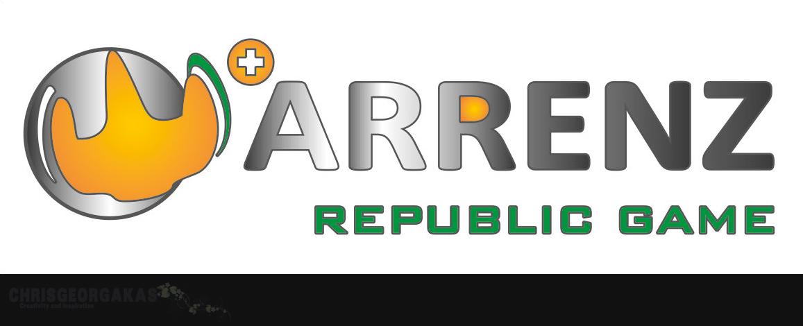 Logo Design by Christos Georgakas - Entry No. 62 in the Logo Design Contest Logo Design Needed for Exciting New Company Warrenz Republic Game.