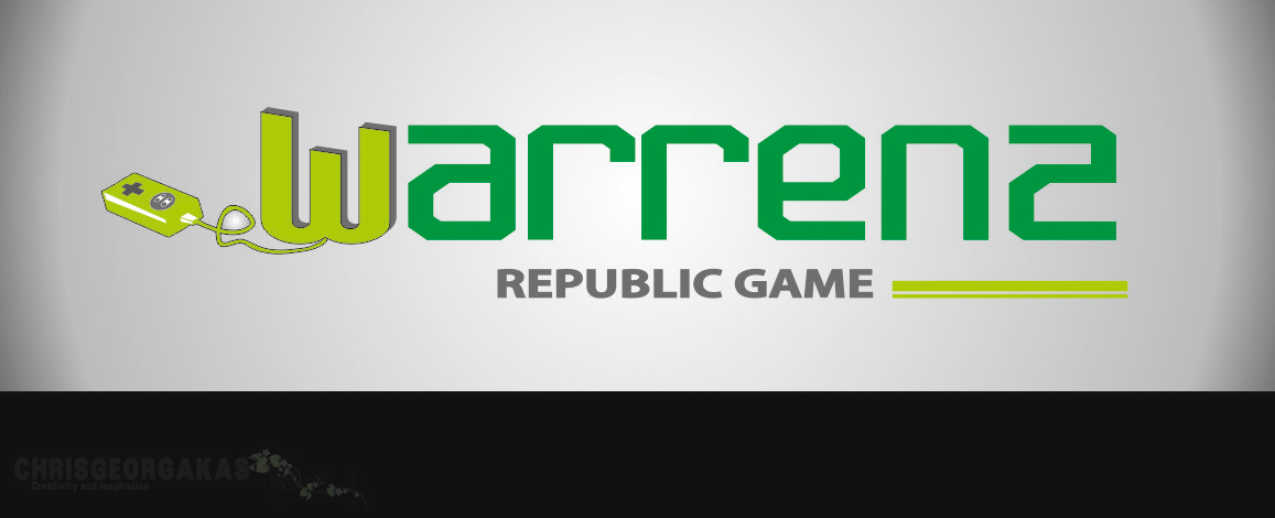 Logo Design by Christos Georgakas - Entry No. 64 in the Logo Design Contest Logo Design Needed for Exciting New Company Warrenz Republic Game.