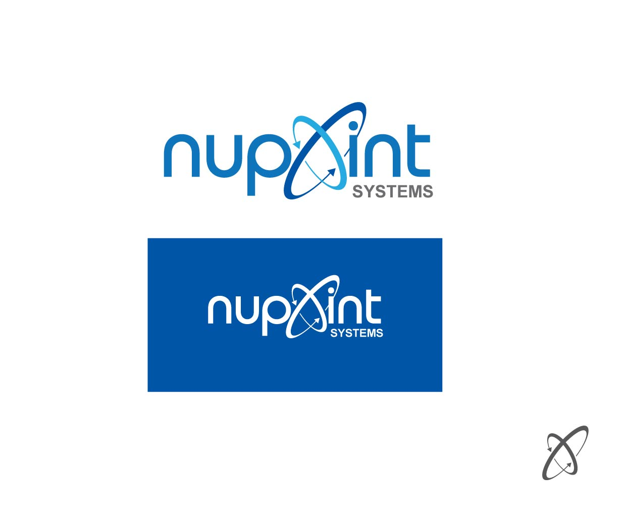 Logo Design by peps - Entry No. 93 in the Logo Design Contest Unique Logo Design Wanted for Nupoint Systems Inc..