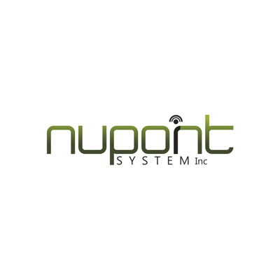 Logo Design by dejavu - Entry No. 100 in the Logo Design Contest Unique Logo Design Wanted for Nupoint Systems Inc..