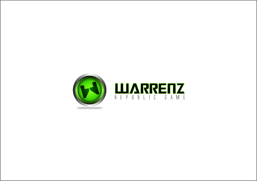 Logo Design by Suryo Prakadewa - Entry No. 68 in the Logo Design Contest Logo Design Needed for Exciting New Company Warrenz Republic Game.