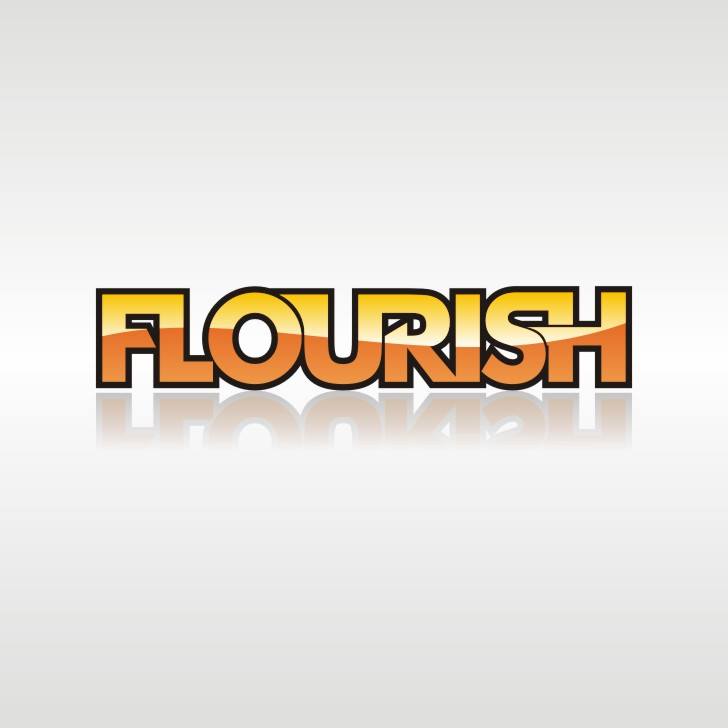 Logo Design by LukeConcept - Entry No. 67 in the Logo Design Contest Flourish.