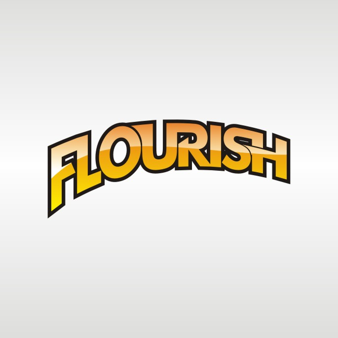 Logo Design by LukeConcept - Entry No. 68 in the Logo Design Contest Flourish.