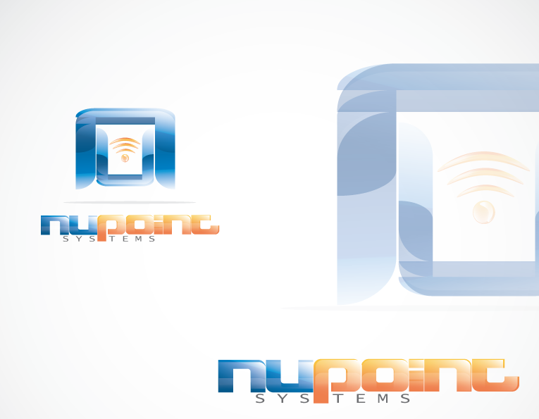Logo Design by t-design - Entry No. 109 in the Logo Design Contest Unique Logo Design Wanted for Nupoint Systems Inc..