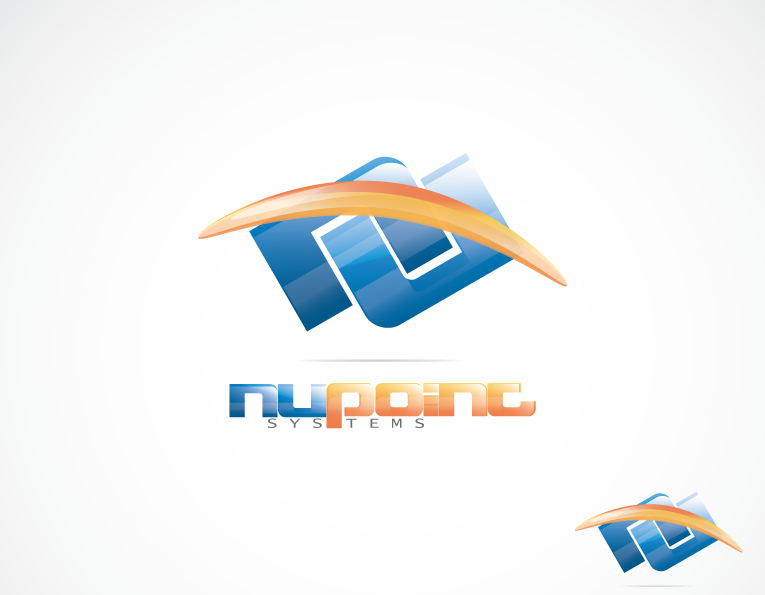Logo Design by t-design - Entry No. 112 in the Logo Design Contest Unique Logo Design Wanted for Nupoint Systems Inc..