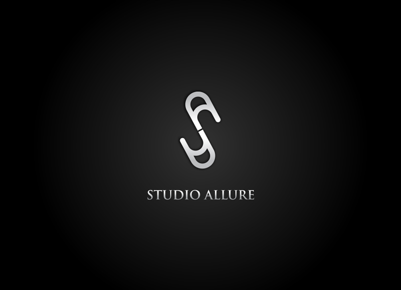 Logo Design by moxlabs - Entry No. 4 in the Logo Design Contest Logo Design Needed for Exciting New Company Studio Allure.