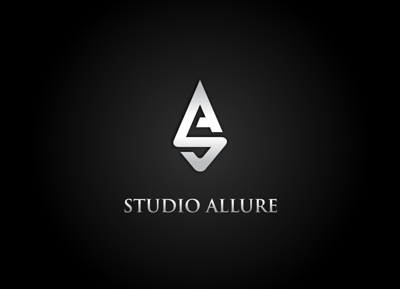 Logo Design by moxlabs - Entry No. 5 in the Logo Design Contest Logo Design Needed for Exciting New Company Studio Allure.