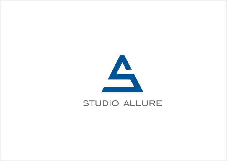Logo Design by vdhadse - Entry No. 7 in the Logo Design Contest Logo Design Needed for Exciting New Company Studio Allure.