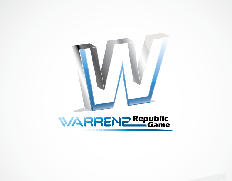 Logo Design by t-design - Entry No. 76 in the Logo Design Contest Logo Design Needed for Exciting New Company Warrenz Republic Game.