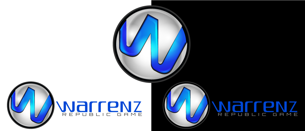 Logo Design by Crismar Abadilla - Entry No. 82 in the Logo Design Contest Logo Design Needed for Exciting New Company Warrenz Republic Game.