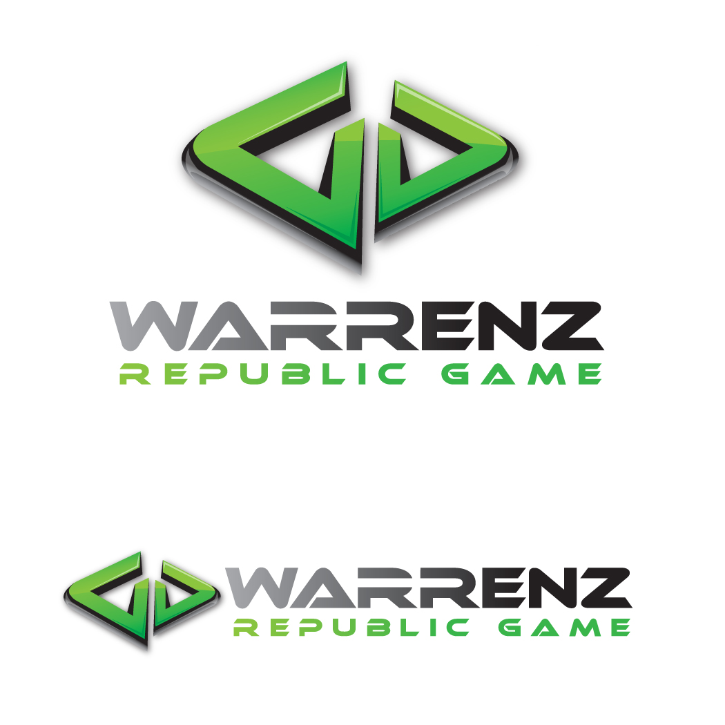 Logo Design by CaptainBope - Entry No. 84 in the Logo Design Contest Logo Design Needed for Exciting New Company Warrenz Republic Game.
