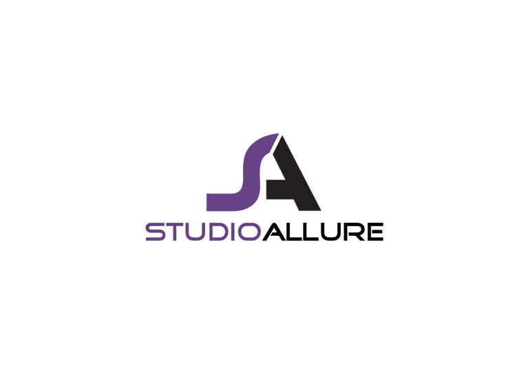Logo Design by vdhadse - Entry No. 13 in the Logo Design Contest Logo Design Needed for Exciting New Company Studio Allure.