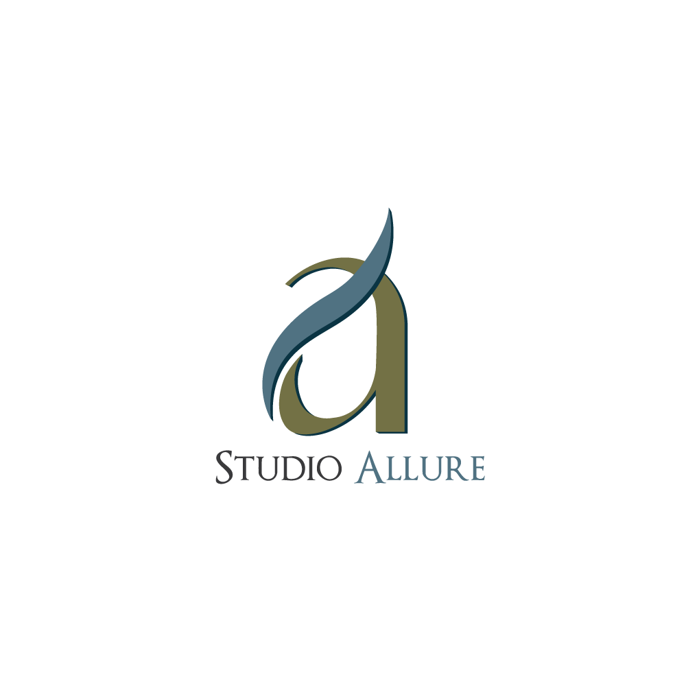 Logo Design by rockin - Entry No. 14 in the Logo Design Contest Logo Design Needed for Exciting New Company Studio Allure.
