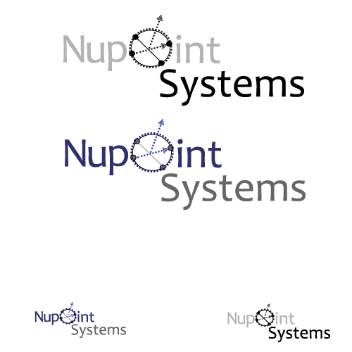 Logo Design by designabby - Entry No. 117 in the Logo Design Contest Unique Logo Design Wanted for Nupoint Systems Inc..