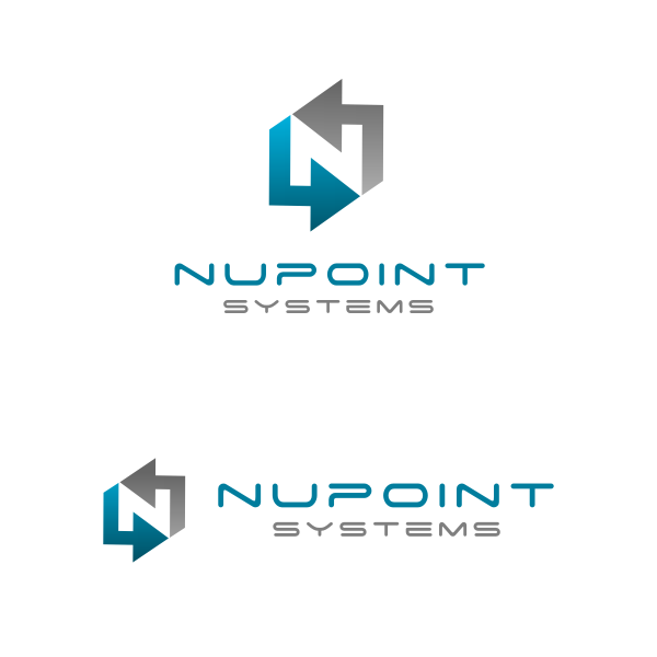 Logo Design by Rudy - Entry No. 122 in the Logo Design Contest Unique Logo Design Wanted for Nupoint Systems Inc..