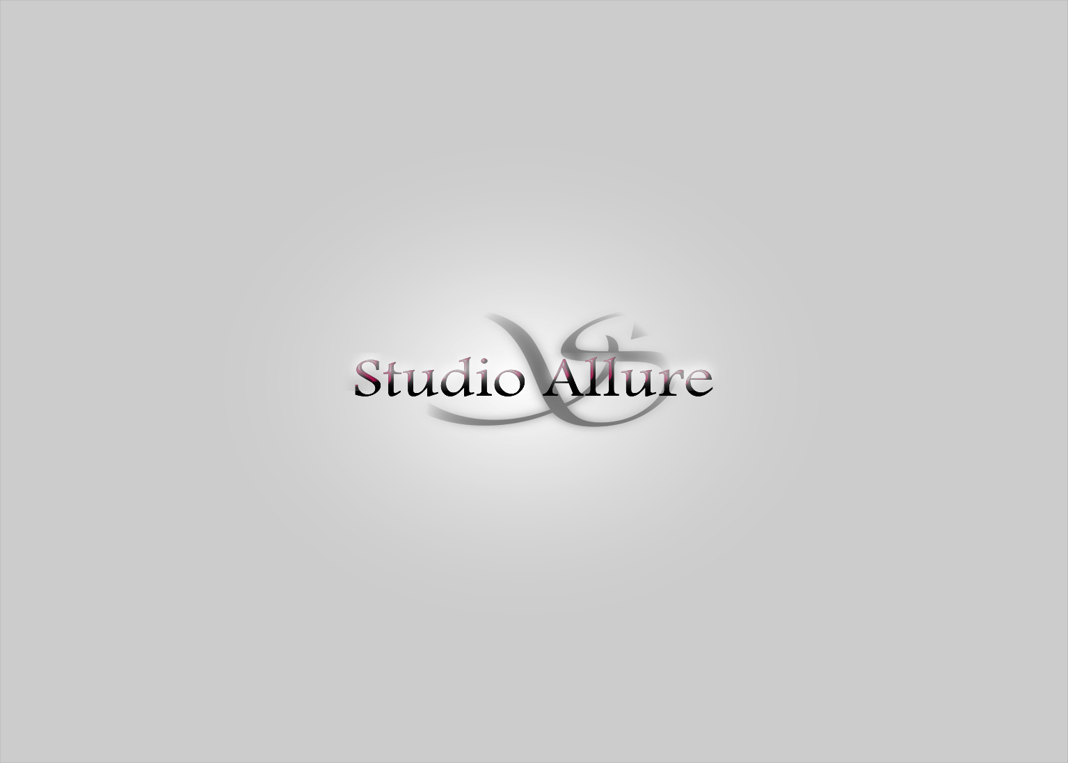 Logo Design by Joseph calunsag Cagaanan - Entry No. 17 in the Logo Design Contest Logo Design Needed for Exciting New Company Studio Allure.