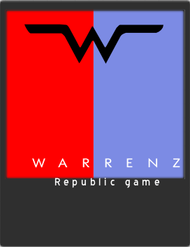Logo Design by talkman - Entry No. 86 in the Logo Design Contest Logo Design Needed for Exciting New Company Warrenz Republic Game.
