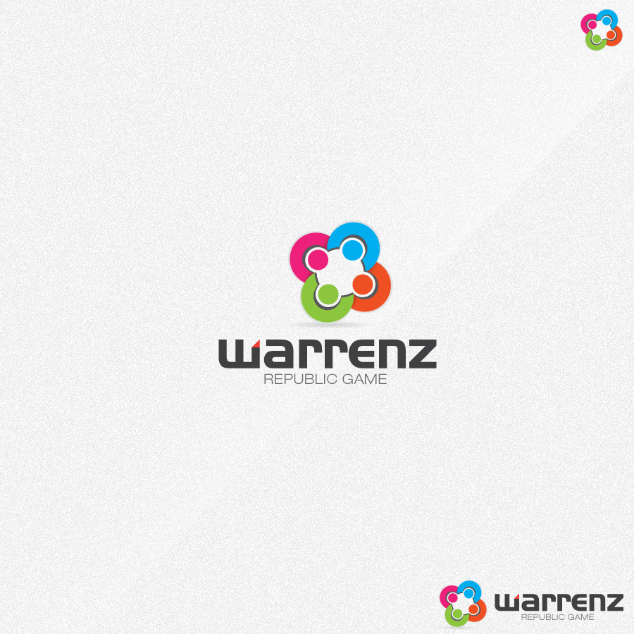 Logo Design by rockpinoy - Entry No. 87 in the Logo Design Contest Logo Design Needed for Exciting New Company Warrenz Republic Game.