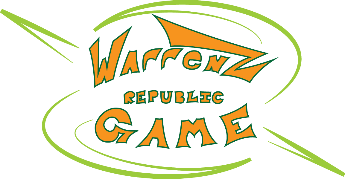 Logo Design by blazineagle - Entry No. 97 in the Logo Design Contest Logo Design Needed for Exciting New Company Warrenz Republic Game.