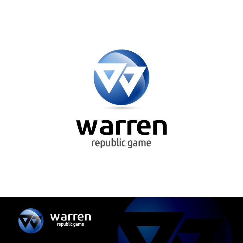 Logo Design by zesthar - Entry No. 102 in the Logo Design Contest Logo Design Needed for Exciting New Company Warrenz Republic Game.