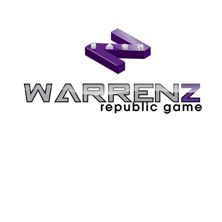 Logo Design by keekee360 - Entry No. 106 in the Logo Design Contest Logo Design Needed for Exciting New Company Warrenz Republic Game.