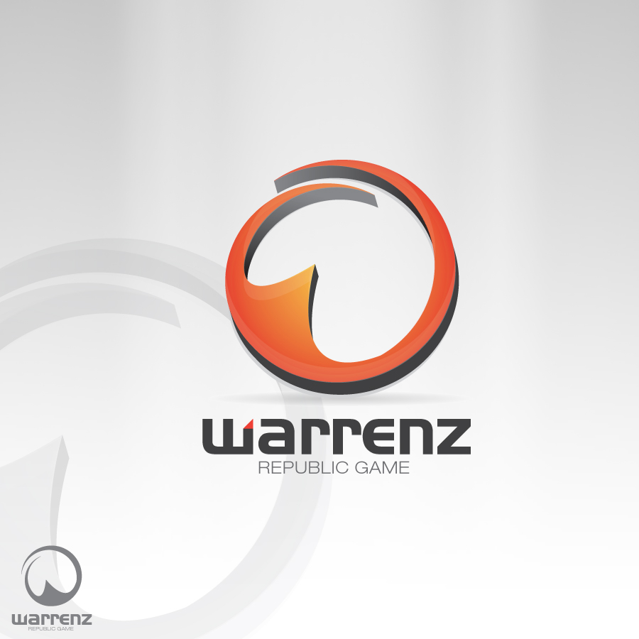 Logo Design by rockpinoy - Entry No. 110 in the Logo Design Contest Logo Design Needed for Exciting New Company Warrenz Republic Game.