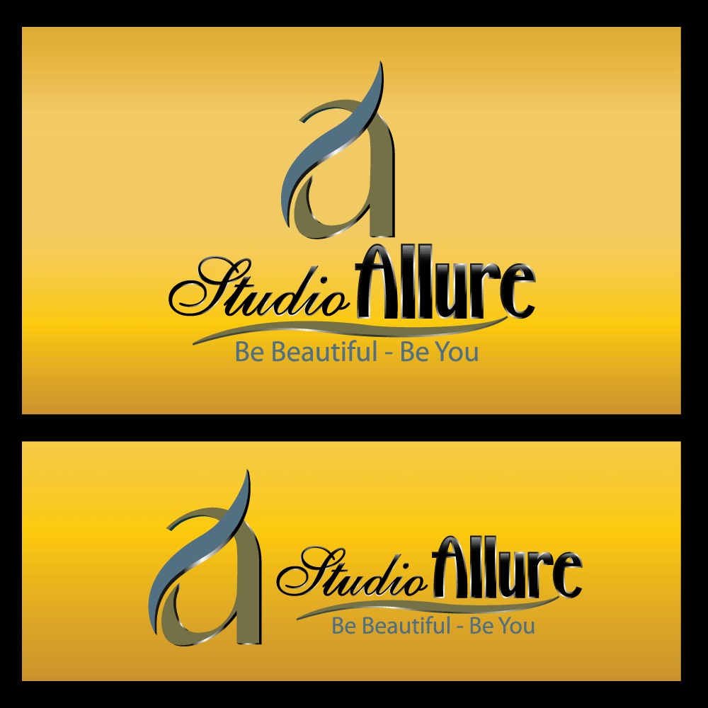 Logo Design by rockin - Entry No. 34 in the Logo Design Contest Logo Design Needed for Exciting New Company Studio Allure.