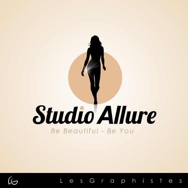 Logo Design by Les-Graphistes - Entry No. 36 in the Logo Design Contest Logo Design Needed for Exciting New Company Studio Allure.
