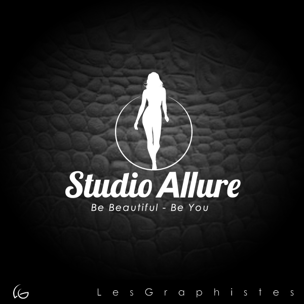 Logo Design by Les-Graphistes - Entry No. 37 in the Logo Design Contest Logo Design Needed for Exciting New Company Studio Allure.