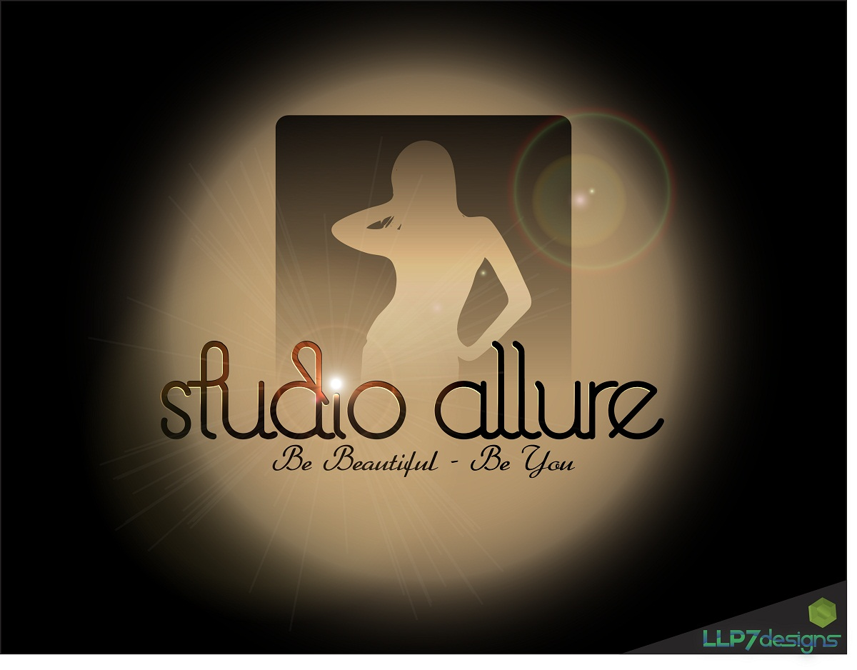 Logo Design by LLP7 - Entry No. 38 in the Logo Design Contest Logo Design Needed for Exciting New Company Studio Allure.